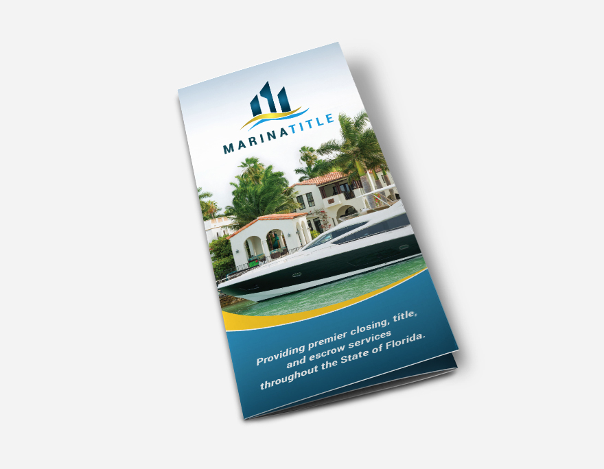 MarinaTitle-1-trifold-printing-brochure-in-miami-lakeland-florida