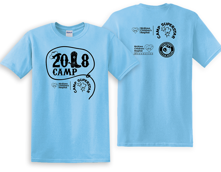 Summer Camp TShirts