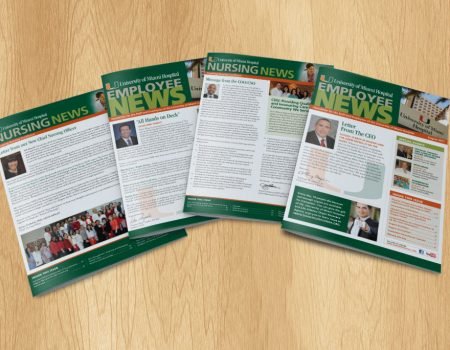 UMH Newsletters