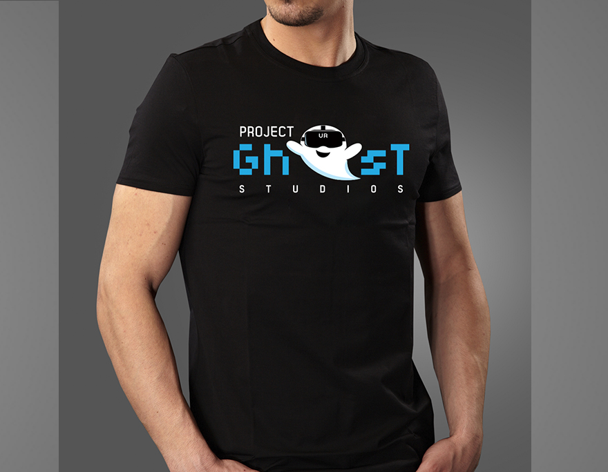 Project Ghost Studios Tshirts