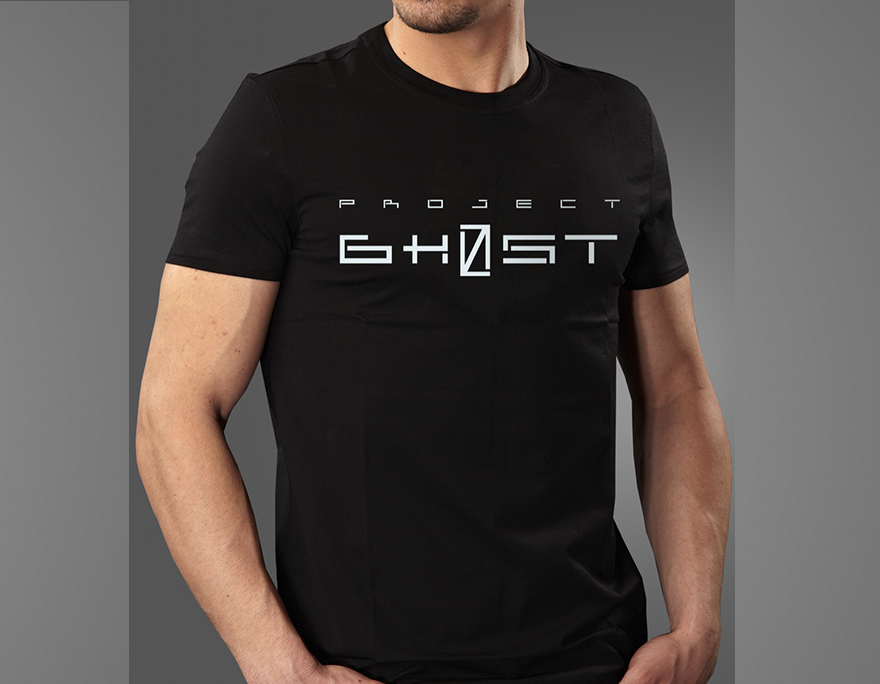 Project Ghost Tshirts