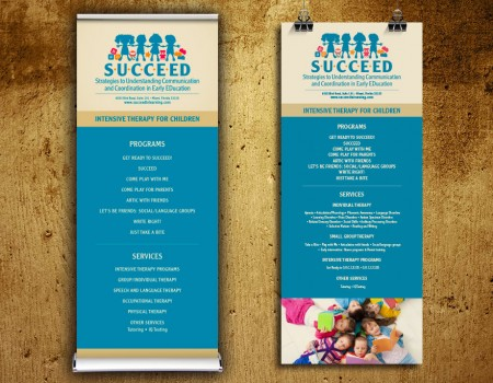 SUCCEED Banner